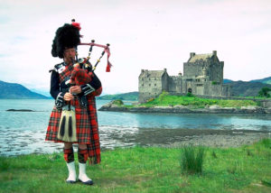 Как оформить визу в Шотландию?