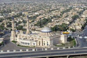 Багдад - столица государства