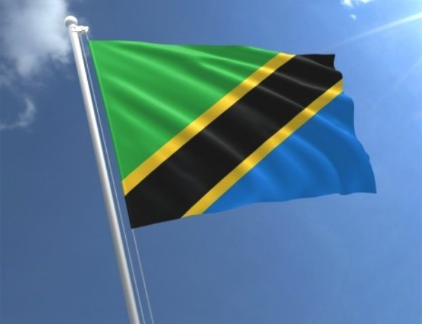 Государственный флаг Танзании