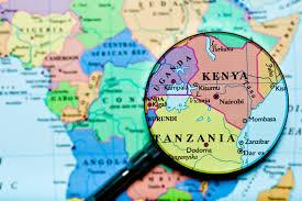 Виза в Кению для россиян, украинцев в 2018 году