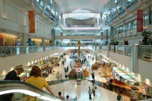 """Досуг в транзитной зоне """"Dubai International Airport"""""""