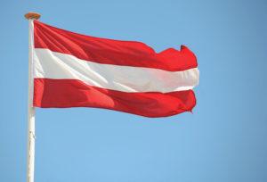 Национальный флаг Австрии