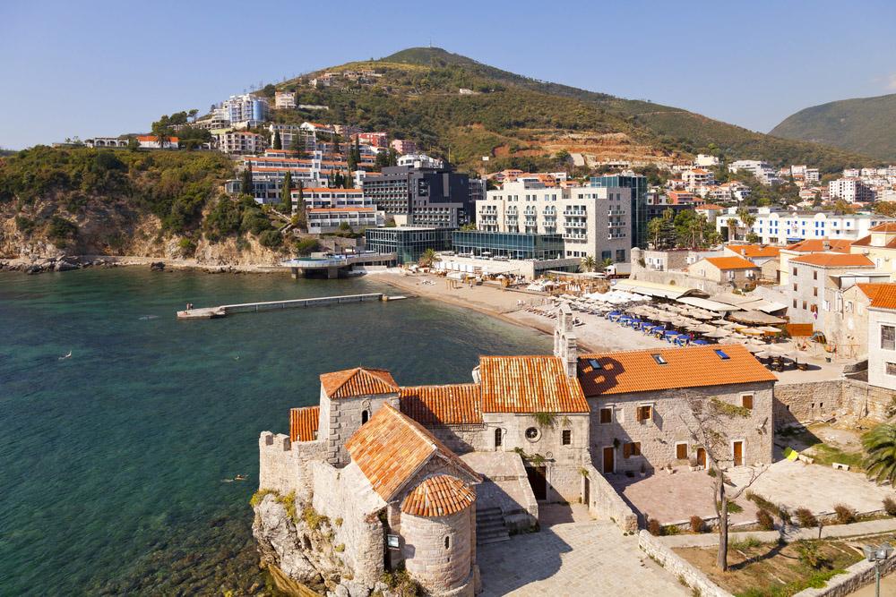 Купить недвижимость на море в черногории