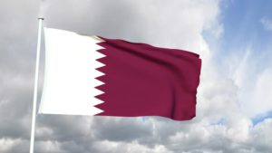 Государственный флаг Катара