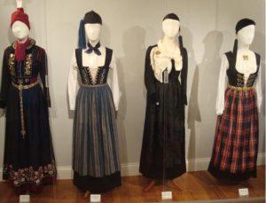 Исландские национальные костюмы