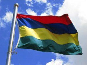 Государственный флаг Республики Маврикий