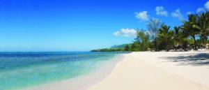 Белоснежные пляжи Маврикия