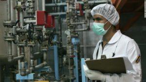Работа в Иране