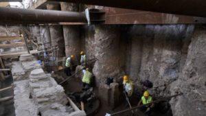 Строительство метро в Греции
