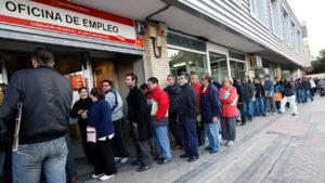 Центр занятости в Испании