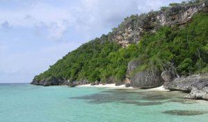 Остров Мона, отличное место для подводного плавания и охоты