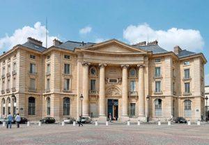 Самый известный университет Франции - Сорбонна (Sorbonne).