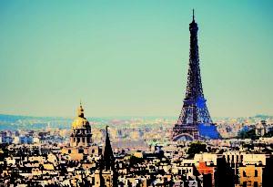 Париж, столица Франции.