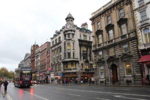 Дублин, столица Ирландии.