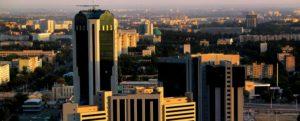 Ташкент, столица Узбекистана