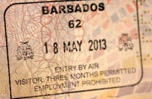 Туристическая виза на Барбадос