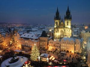 ВНЖ в Чехии
