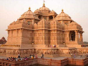 Индия, Храм Акшардхам