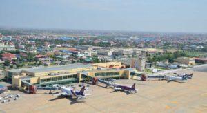 Международный аэропорт Пномпеня