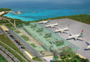 Международный аэропорт Seychelles International