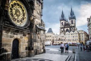 Архитектура Праги - достояние мировой культуры
