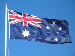 Государственный флаг Австралии