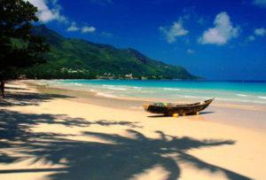 Пляж Бо-Валлон, Сейшелы