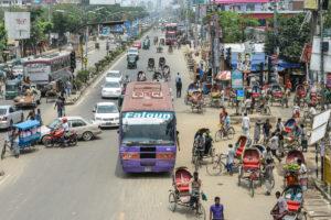 Дакка (Бангладеш) - самый густонаселенный город в мире