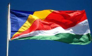 Государственный флаг Сейшельских Островов