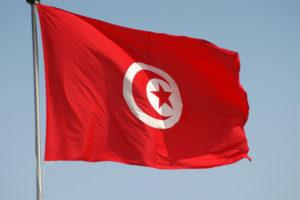 Государственный флаг Туниса