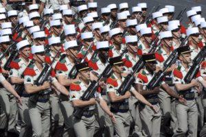 Французский Иностранный легион - тоже способ получить гражданство
