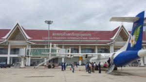 Международный аэропорт Laos Luang Prabang