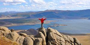 Монголия привлекает туристов живописными пейзажами и самобытной культорой