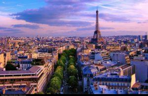 """Знаете фразу """"увидеть Париж и умереть""""? - Зачем, если здесь можно жить? :)"""