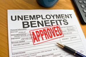 Утвержденная форма на получение пособия по безработице в США
