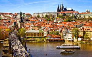 вид на жительство в Чехии, Прага