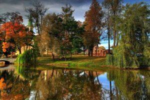 В Латвии очаровательная природа, неудивительно, что многие хотят здесь жить