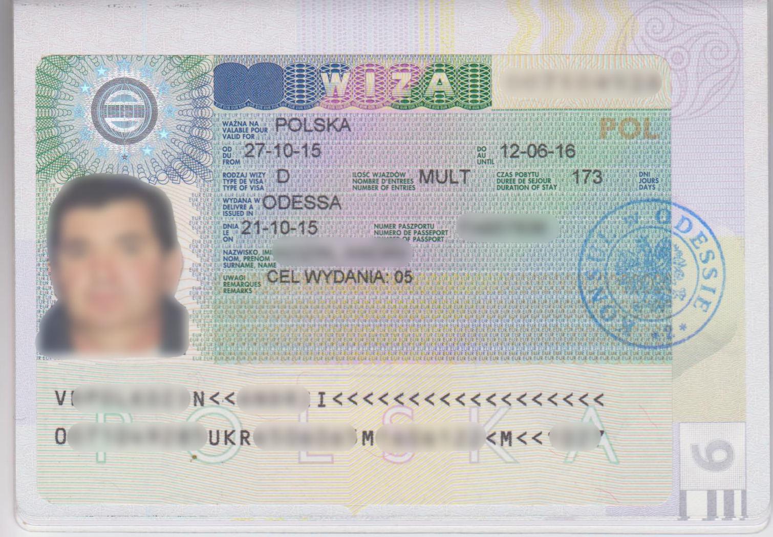 Как сделать рабочую визу фото 326