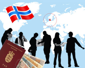 Как найти работу в Дании русским, украинцам, белорусам?