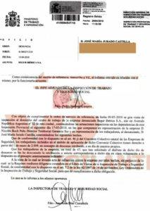 Разрешение на работу в Испании