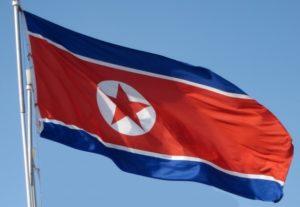 Государственный флаг Северной Кореи