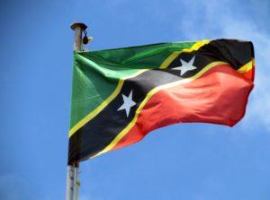 Государственный флаг Сент-Китс и Невис