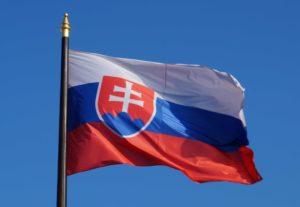 Государственный флаг Словакии