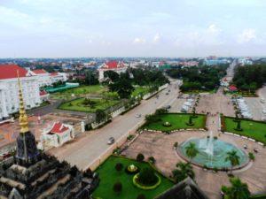 Столица Вьентьян