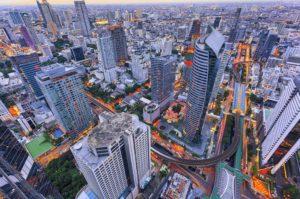 Бангкок, столица Таиланда.