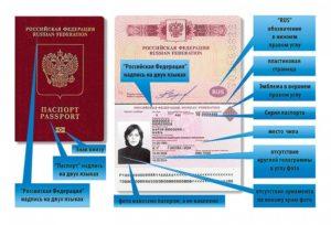 Биометрический паспорт в России.