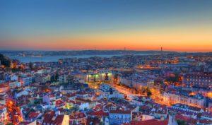 Лиссабон - столица Португалии.