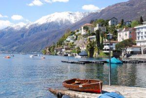 Красивые виды Швейцарии.