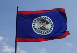 Государственный флаг Белиза