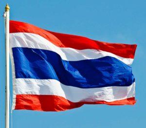 Государственный флаг Таиланда